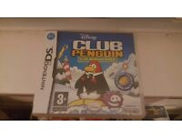 Ds Game Club Penguin Game
