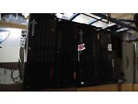 3u rack mountable pc cases - ideal for trucks/music bands etc x5 ideal for modding