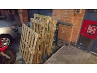 Assorted Pallets