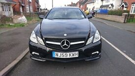 Mercedes-Benz E Class 3.0 E350 CDI BLUEEFFICIENCY SPORT FULL DEALER SERVICE HISTORY