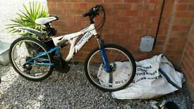 MOUNTAIN BIKE 24""