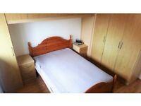 👉🏻Gorgeous bedroom + well kept🏠 With lovely flatmates✔