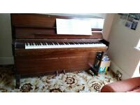 Upright Piano - free to a good home - customer to collect.