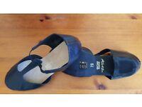 KATZ - Black Dance Shoes size 5.1/2