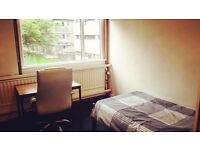 Single Student room to rent on Aberdeen University Campus