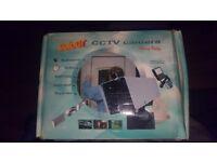 colour cctv camera heavy duty (metal)