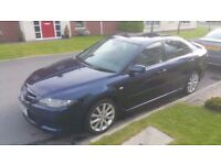 2007 MAZDA 6 TAMURA 2.0, ONLY 58K WITH FULL MOT & EXCELLENT HISTORY!