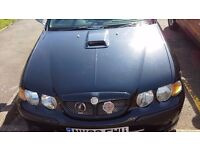 MG ZS low mileage high performance car