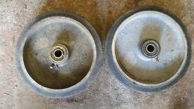 pallet truck wheels