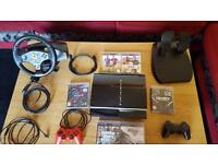 Sony Ps3 comes with all extras reduced