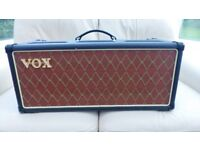 Vox AC30 Head AC30CCH £400 or offers
