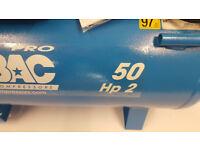 Abac MonteCarlo O20P 50 Litre Oil Free Compressor NEW IN BOX