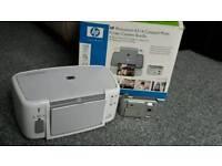Hp photo printer and camera