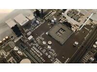 Gigabyte GA-H110M Mainboard. Socket 1151