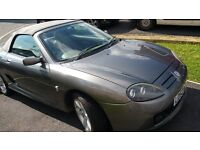 MG TF 1.8, 135, 2002, XPower Grey Metallic