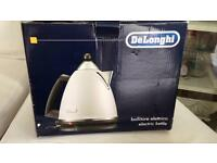 Delonghi kettle brand new boxed
