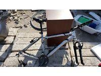 muddy fox bike frame