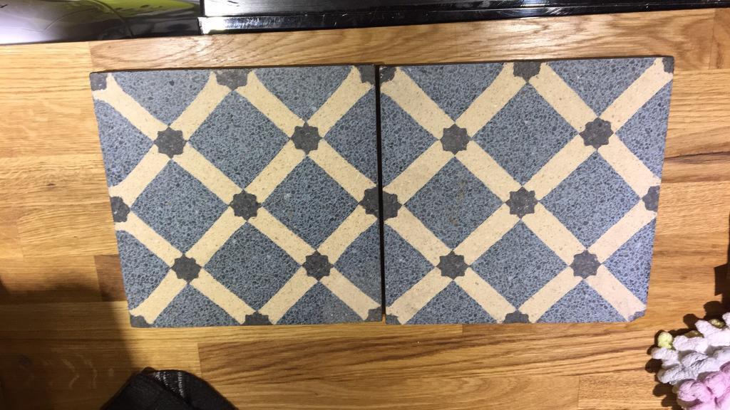 Mosaic del sur wall and floor tiles 20cm x20 cm | in Totnes, Devon ...