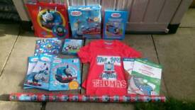 HUGE BUNDLE OF NEW THOMAS AND FRIENDS ITEMS
