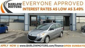 2012 Mazda MAZDA5 GS (A5) (APPLY NOW DRIVE NOW)