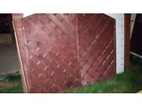 Free 5 foot fence panel