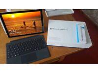 Microsoft Surface Pro (2017) - Intel Core m3 / 128GB SSD / 4GB RAM - Like New