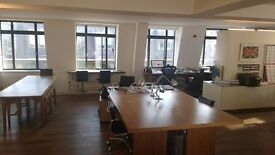 Shared Office Space for Rent in Soho, London