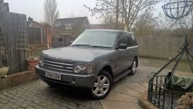 Range rover 4.4V8 +LPG Well looked after