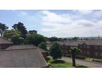 Bedroom to rent in shared house in Central Exeter location