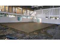 Screed jobs