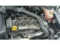 Vauxhall astra h mk5 1.7 cdti z17dth 100 bhp engine 04-09