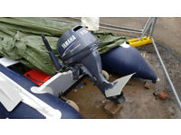 Yamaha Outboard/ 4 Stroke/ 2006/ Top Condition