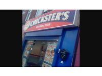 Chicken & Pizza Shop Established Fast Food Business For sale.