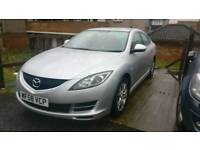 Mazda 6 2.0L Diesel 2008, LOW 54K MILES, HPI Clear, Full Service, MOT - QUICK SALE