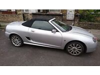 Mg tf 160 good condition 1.8 160 bhp
