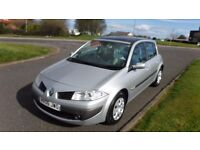 RENAULT MEGANE EXPRESSION AUTOMATIC 2006,Only 53,000mls,Glass Roof,Air Con,Full Service History