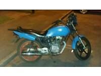 125cc road bike for swaps