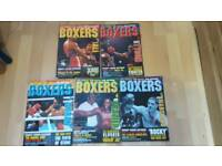 Boxers collector magazines