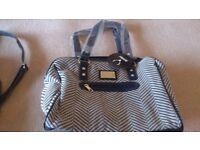Brand new Navy blue Antler handbag
