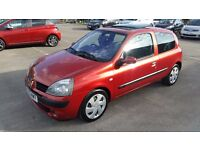 Renault clio 1.5dci dynamic excellent cheap first car
