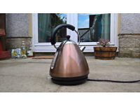 Copper Kitchen kettle