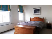 * * Short Let for July : Spacious Double Room with En-Suite available in a Quiet house * *