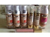 Brand new make up maybelline and max factor