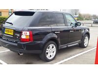 Land Rover Range Rover 2006 Sport 2.7 Diesel - Automatic - 97K - Service History - MOT - HPI clear