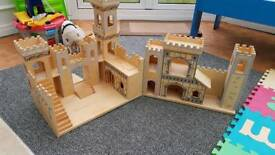 Wooden Fort / Castle