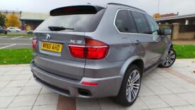 2010 60 BMW X5 3.0D M SPORT AUTO 68K FSH(CHEAPER PART EX WELCOME) ***FSH***