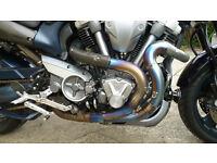 Yamaha MT-01 Akrapovic Exhaust - Full Titanium Stage 2 System