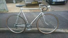 80s Vintage Road Bike racer