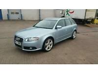 Audi a4 estate s line avant