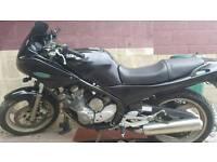 Yamaha diversion 600cc